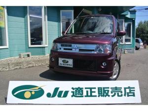 三菱 トッポ T 4WD ナビ シートヒーター ターボ