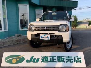 スズキ ジムニー XG 4WD ワンオーナー キーレス サイドバイザー ターボ