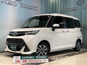 トヨタ タンク カスタムG 4WD