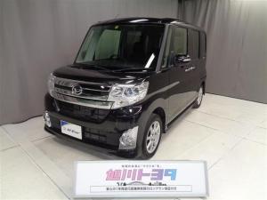 ダイハツ タント カスタムX SA 4WD