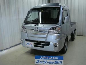 ダイハツ ハイゼットトラック ジャンボSAIIIt 4WD・キーレス・LEDライト