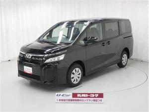トヨタ ヴォクシー X 4WD 元レンタ メモリーナビ バックモニター付