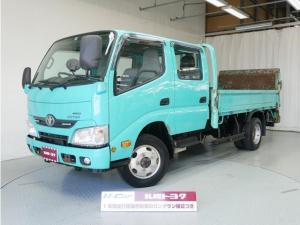 トヨタ ダイナトラック  200ダブルキャブロング 4WD 垂直パワーゲート付