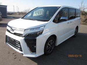 トヨタ ヴォクシー ZS 煌II 4WD グー鑑定書付 SDナビ バックモニター