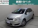 トヨタ/オーリス 150X Mパッケージ メモリーナビ ワンセグ スマートキ-
