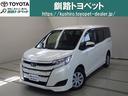 トヨタ/ノア X 4WD 片側電動スライドドア キーレスエントリー ETC