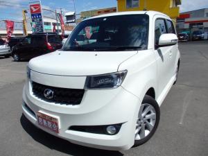 トヨタ bB Z エアロパッケージ 4WD 4AT HDDナビ エンスタ