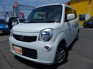 日産 モコ S FOUR ナビ・ワンセグ シートヒーター 新品国産スタッドレスタイヤ