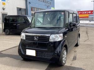 ホンダ N-BOX G 4WD 衝突安全ボディ CDオーディオ ETC オートエアコン
