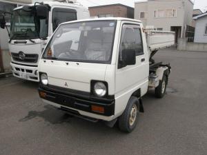 三菱 ミニキャブトラック ダンプ ヤシマ産業2WAYリフトダンプ