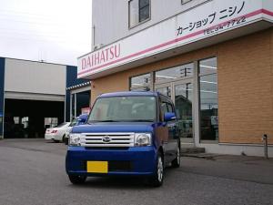 ダイハツ ムーヴコンテ Xスペシャル キーフリー 4WD