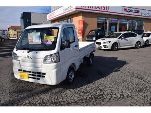 ダイハツ ハイゼットトラック スタンダードSAIIIt 届出済未使用車 AT 4WD