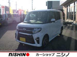 ダイハツ タント カスタムX 4WD シートヒーター スマートアシスト装着車