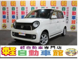ホンダ N-ONE プレミアム・Lパッケージ 4WD ナビTV ABS ワンオナ