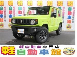 スズキ ジムニー XC セーフティサポート付 ABS 4WD