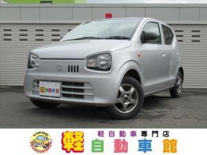 スズキ アルト L メモリーナビ TV ABS アイドルストップ 4WD