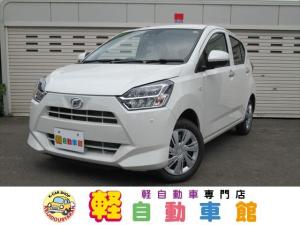 ダイハツ ミライース X SAIII ABS エコアイドル 4WD