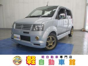 三菱 eKスポーツ R ターボ ナビTV ABS 4WD