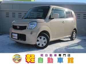 日産 モコ X FOUR ABS スマートキー 4WD
