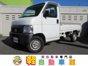 ホンダ アクティトラック SDX AC無 PS・エアバッグ付 マニュアル車 4WD