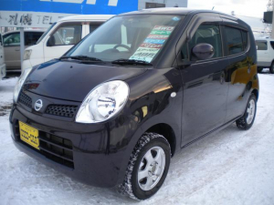 日産 モコ E FOUR ショコラティエ スマートキー ETC ABS エンスタ