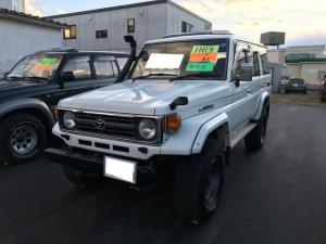 トヨタ ランドクルーザー70 4WD デフロック