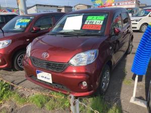 トヨタ パッソ X CDチューナー 電動格納ミラー ベンチシート スマートキー