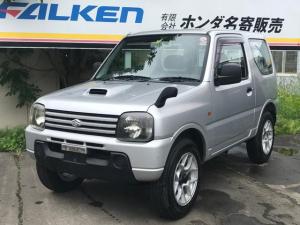 スズキ ジムニー XG 4WD 4AT キーレス 走行距離7.4万キロ