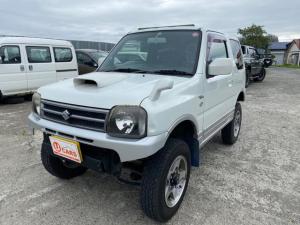 スズキ ジムニー ワイルドウインド 4WD シ-トヒ-タ- 5MT