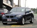BMW/BMW X1 xDrive 20i 4WD HDDナビ・地デジ 本州仕入れ