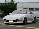トヨタ/MR2 G スーパーチャージャー 5速 Tバールーフ 純正エアロ
