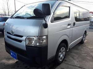 トヨタ ハイエースバン ロングDX 4WD・ナビゲーション・TV・ETC・LEDヘットライト・リアヒーター