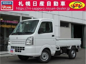 スズキ キャリイトラック KCエアコン・パワステ 4WD+5MT