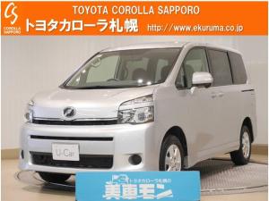 トヨタ ヴォクシー X Lエディション 4WD ETC・キーレス付