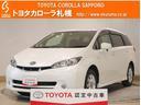 トヨタ/ウィッシュ 1.8S 4WD HDDナビ・バックモニター・ETC付