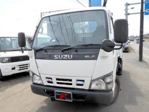 いすゞ エルフトラック 4WD 4.8ディーゼル ETC 夏冬タイヤ付 高所作業車
