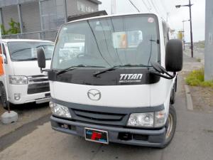 マツダ タイタンダッシュ 4WD 2.5ディーゼルターボ ワイドローDX 夏冬タイヤ付