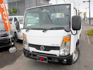 日産 アトラストラック 4WD 3.0ディーゼル フルスーパーローDX 夏冬タイヤ付