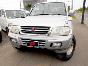 三菱 パジェロ 4WD Sエクシード リフトUP 1ナンバー ヒッチメンバー