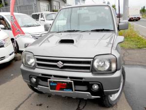 スズキ ジムニー 4WD ワイルドウインドターボ マニュアル車