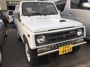 スズキ ジムニー HC・4WD・エアコン・前後社外バンパー・社外オーディオ