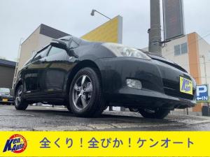トヨタ ウィッシュ Xリミテッド 4WD 事故無 寒冷地 ナビ スタットレス付