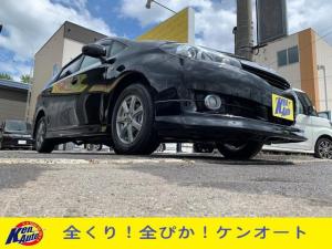 トヨタ ウィッシュ 1.8X HIDセレクション 4WD 事故無 夏冬タイヤ付