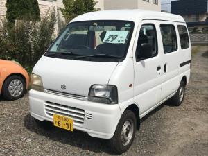 スズキ エブリイ PA 4WD 5速マニュアル AC PS 車検令和4年9月まで