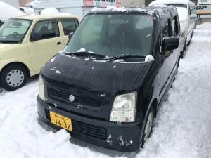 スズキ ワゴンR FS 4WD ターボ キーレス CD シートヒーター