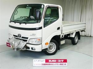 トヨタ ダイナトラック  マニュアル5速 ETC 寒冷地仕様 ワンオーナー 4WD