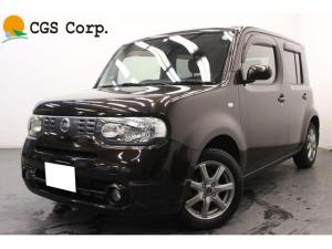 日産 キューブ 15X FOUR Mセレクション 4WD ナビ 本州仕入車