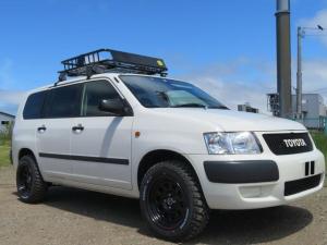 トヨタ サクシードバン UL 4WD リフトアップ ドライブレコーダー 5MT