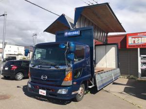 日野 レンジャー トラック AC MT 2名乗り ブルー パワーウィンドウ