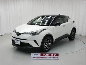 トヨタ C-HR S-T メモリーナビ ワンセグTV スターター ETC
